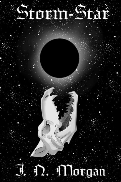 Storm-Star horror novel by Isabeau N Morgan